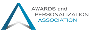 Awards and Personalization Association logo.